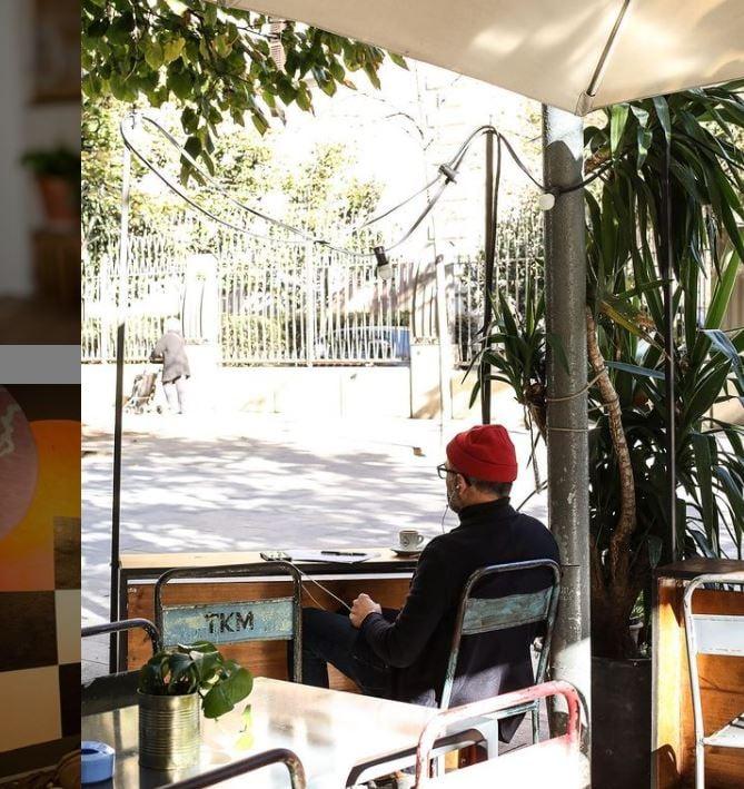 Cafe Barceona