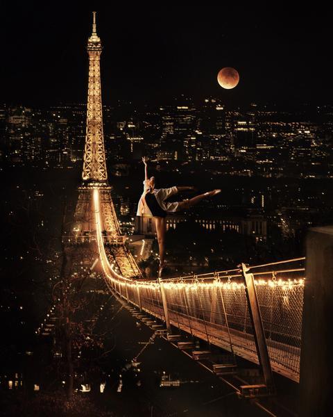 Marcel van Luit Paris
