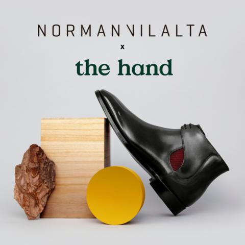 Norman Vilalta x The Hand