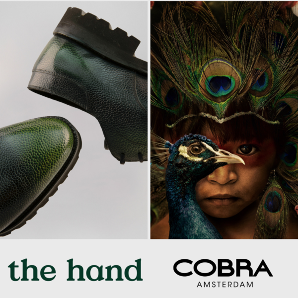 The Hand x Cobra Art Gallery